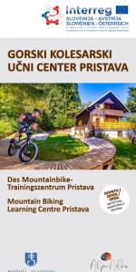 Gorski kolesarski učni center Pristava
