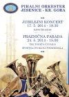 Praznična parada šestih pihalnih orkestrov skozi Jesenice