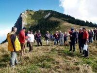 Srečanje na Rožci zaradi vremenskih razmer prestavljeno v postojanko Pr Fenc v Planini pod Golico