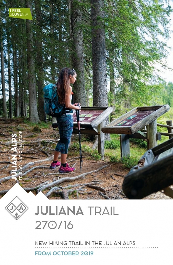 JULIANA TRAIL - 270/16 Hiking trail