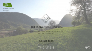 Discover the beautiful moments of JULIANA TRAIL  hiking trail