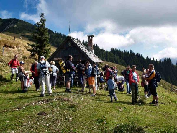 Hike to Rožca (1587m) and neighbouring peaks